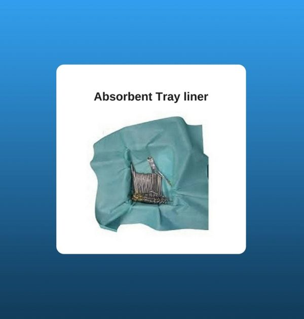 Absorbent Tray Liner