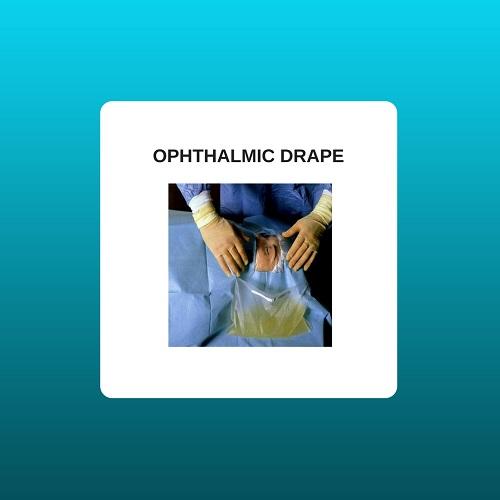 Ophthalmic-Drape