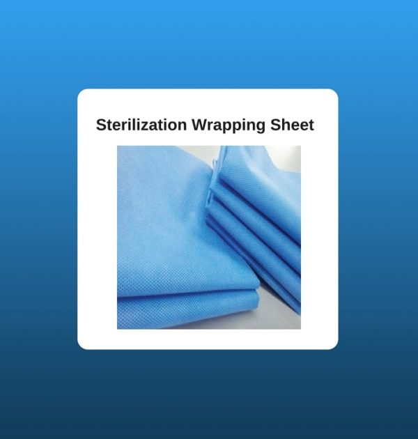 Sterlization wrapping sheet